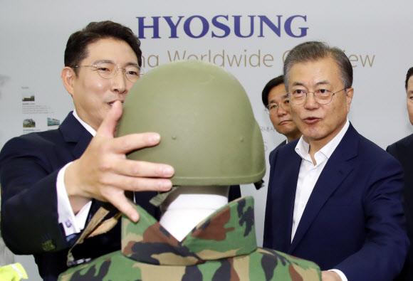 '미군 헬멧'만 쳐다보던 한국..'방탄 선진국' 꿈 이뤘다2.jpg