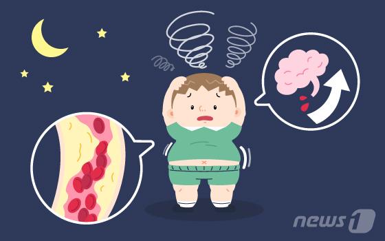 건강 갉아먹는 잠도둑은 고혈압·비만.jpg